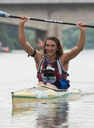 Dusi Canoe Marathon winner 2015