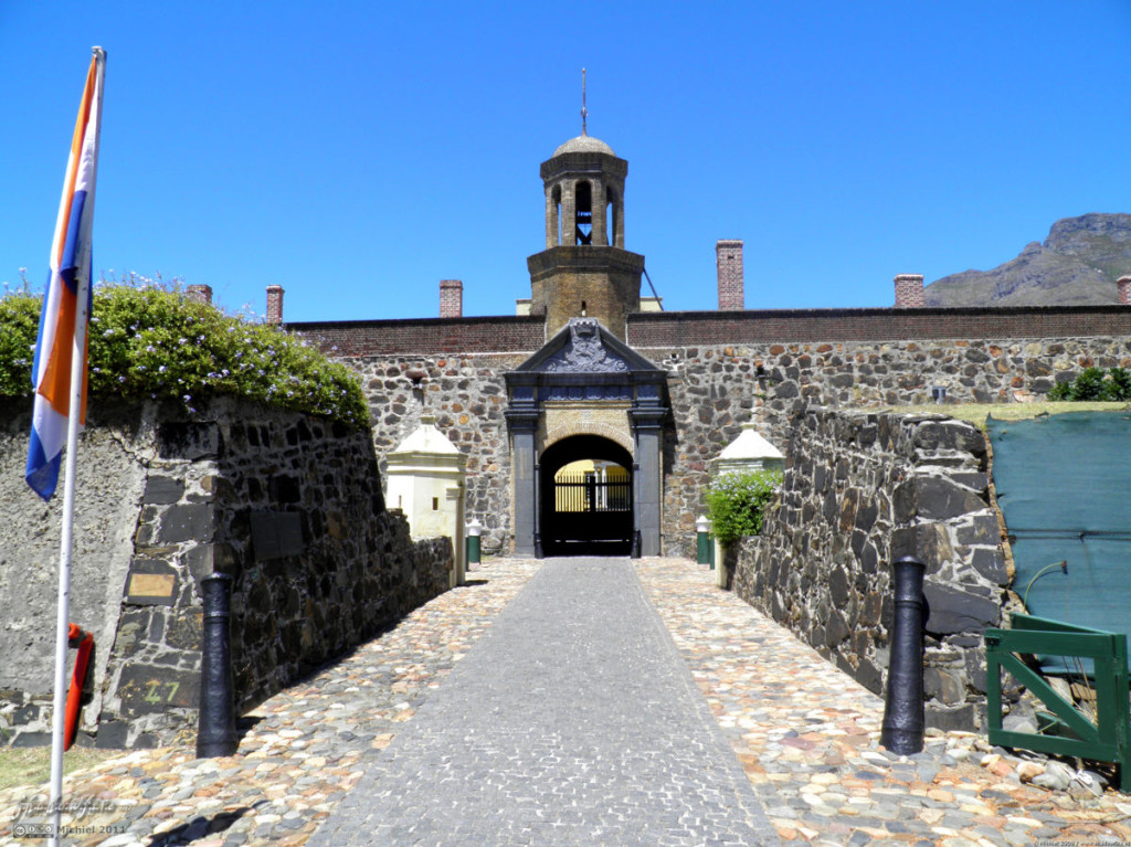Castle of Good Hope Cape Town