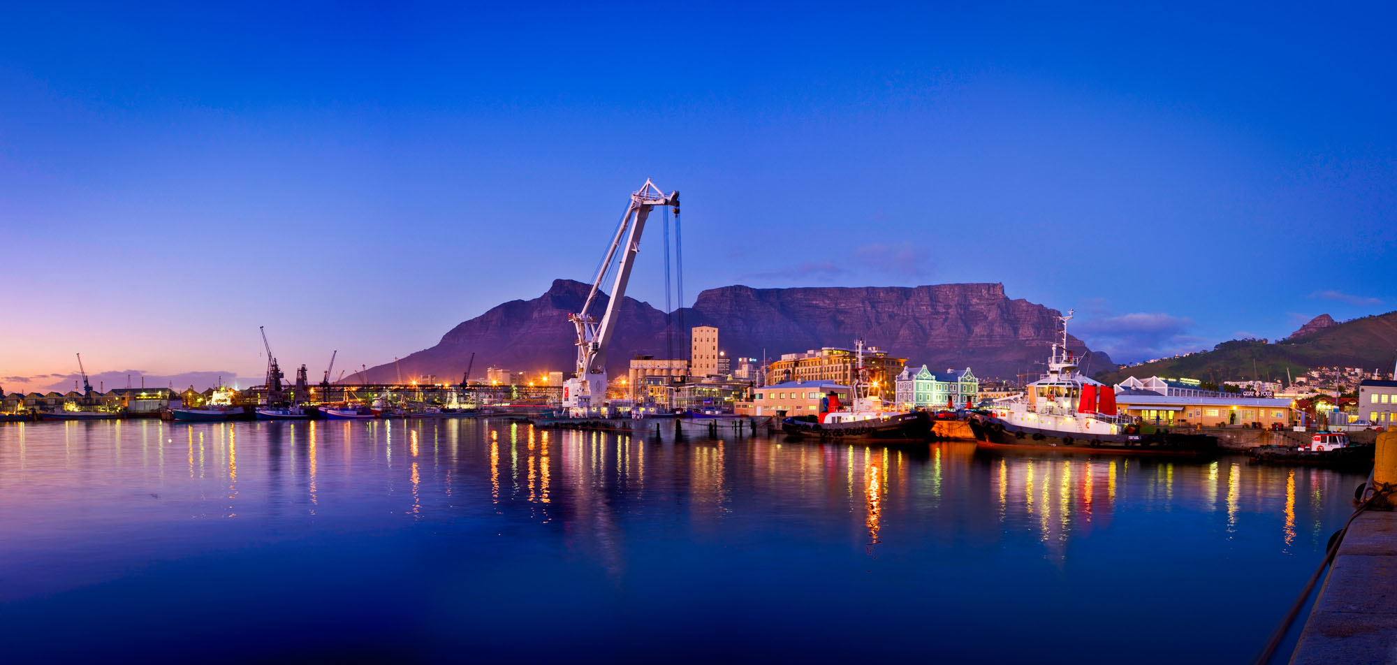 The Magnificent Table Mountain