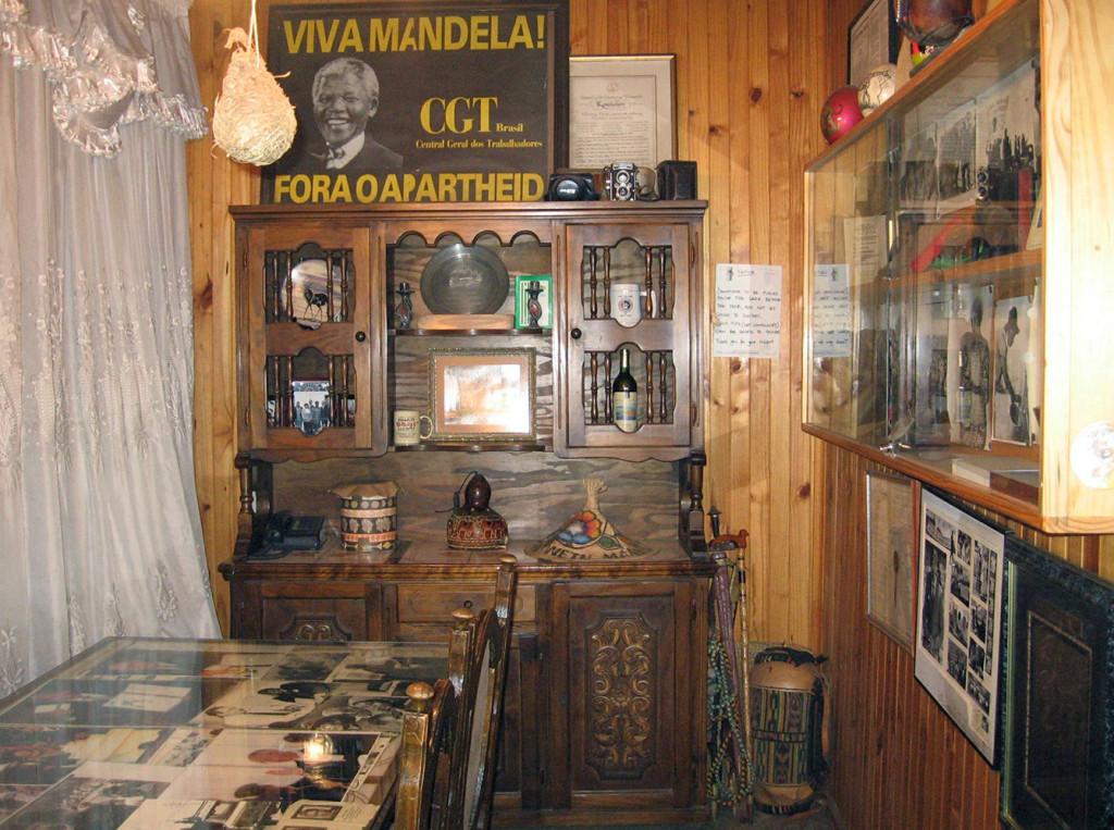 Nelson Mandela House Museum Soweto